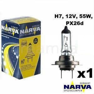 H7 12V 55W HALOGEN AMPUL