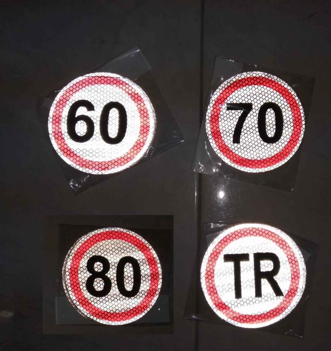 REFLEKTÖR ETİKET (118MM) 60-70-80-TR