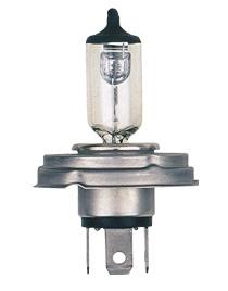 H4 12V 100/90W P45T TABLALI HALOGEN AMPUL